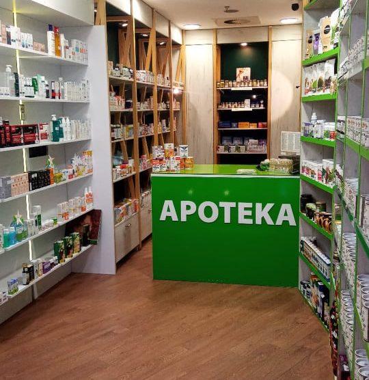 biljna apoteka pharmali na dobrinji